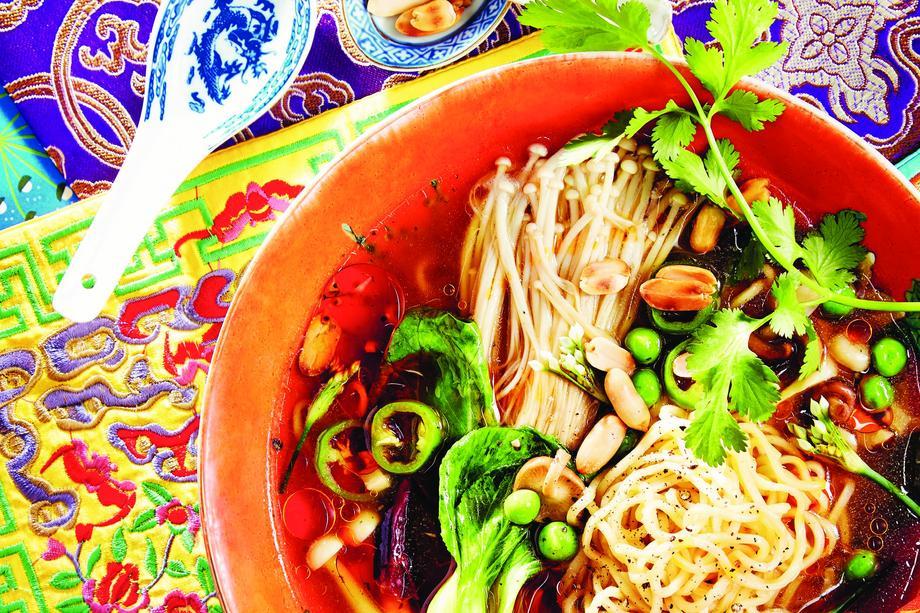 Chinesische Küche: Sesam, röste dich | ZEITmagazin