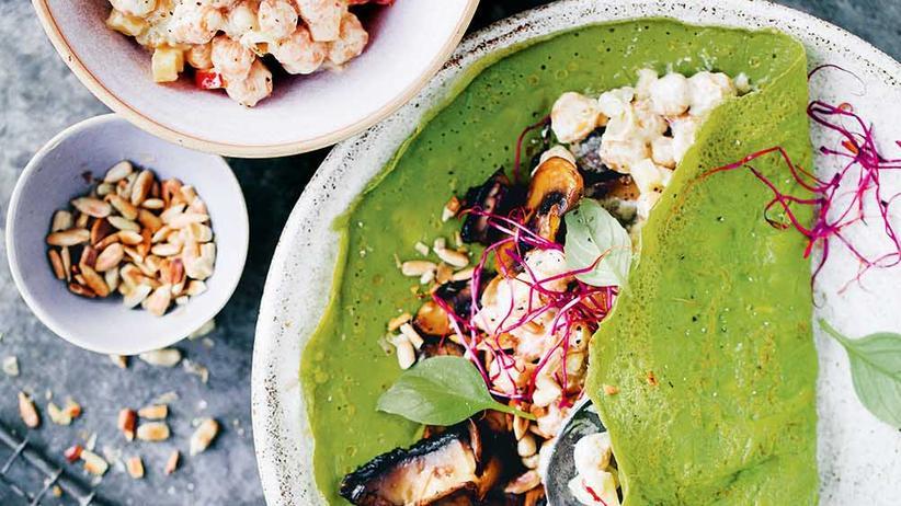Vegetarische Küche: Grüner wird's nicht