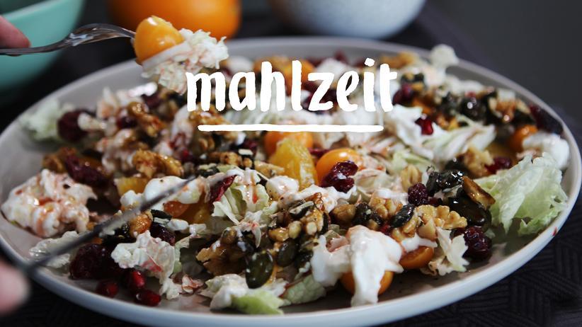 Wintersalat: Da haben wir den Salat