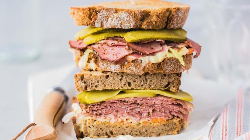Rezepte aus New York: Ohne Pastrami macht das Leben keinen Sinn