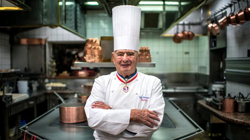 Paul Bocuse: Der Ehrenritter der französischen Küche