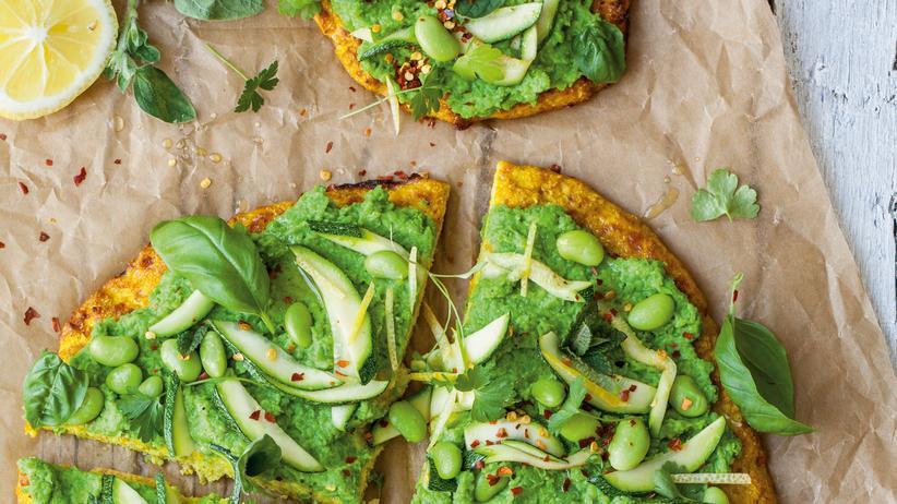 Glutenfreie Rezepte: Diese Pizza kennt keine Grenzen