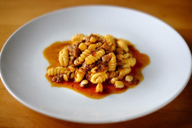 Italienische Küche: Gnocchetti