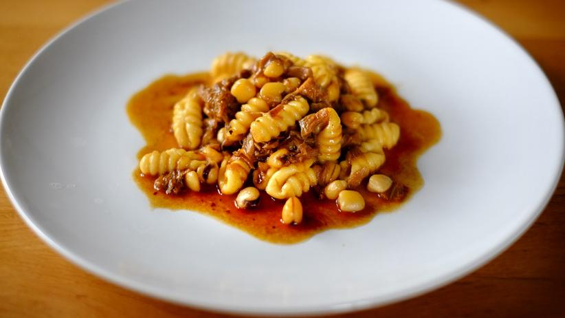 Italienische Küche: Ein verdammt ehrliches Menü