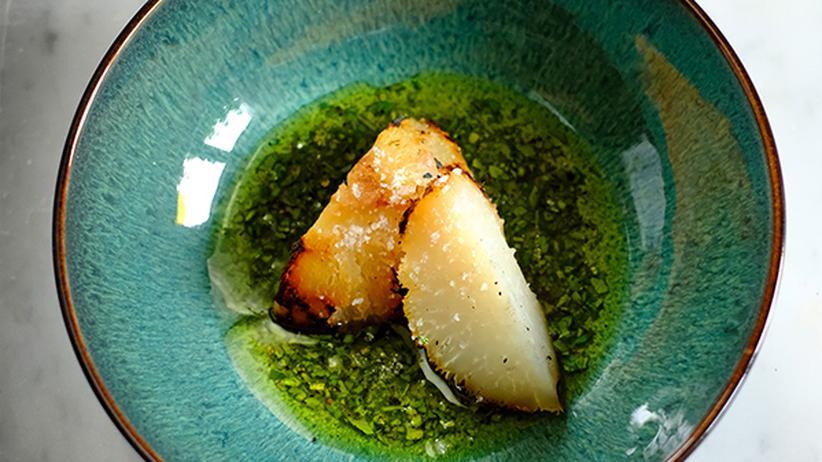 Italienische Küche: Kohlrabi