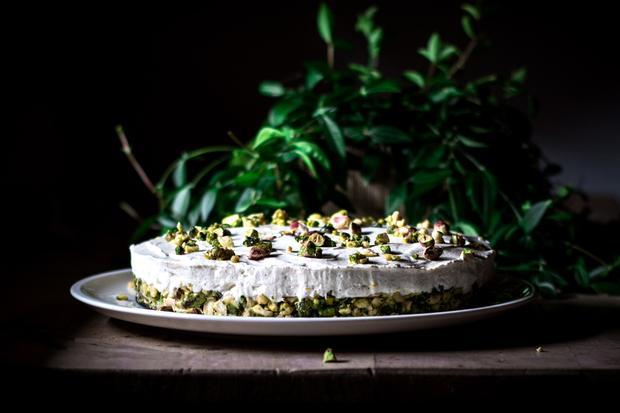Pistazienkuchen: Pistazienkuchen