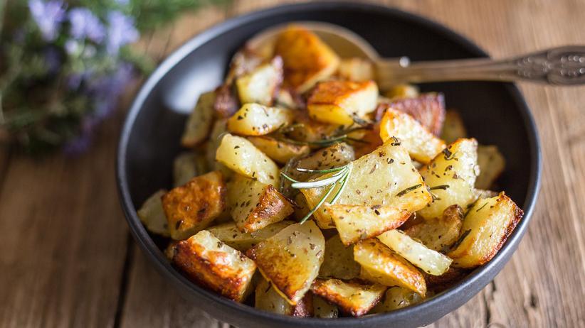 Rosmarinkartoffeln: Amore geht durch den Magen