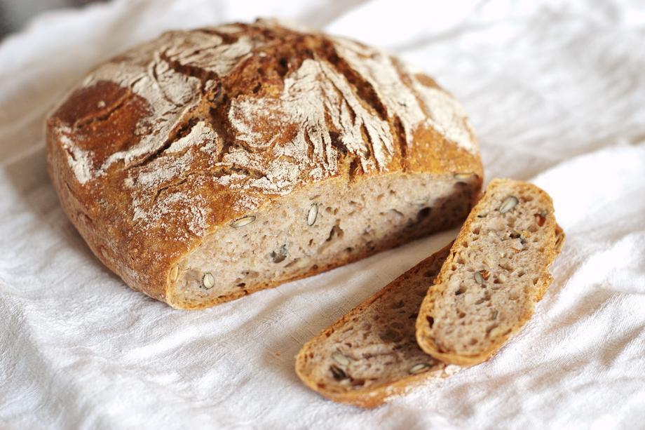 Brotbacken Wie Es Ist Mit Einem Sauerteig Zusammenzuleben