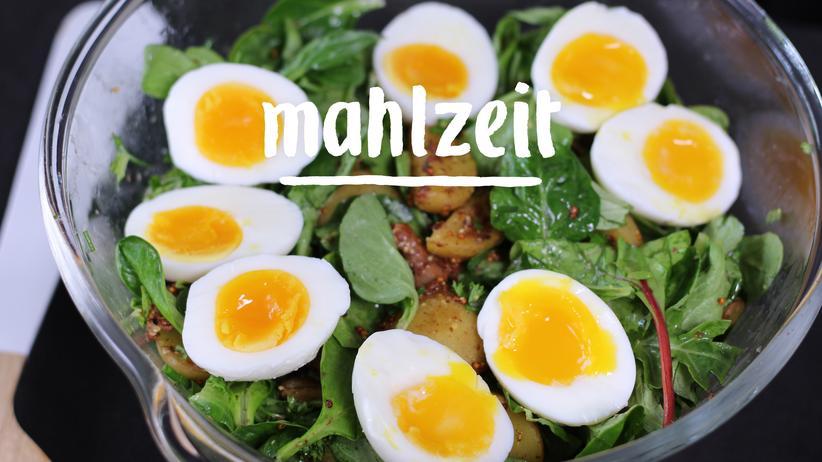 Sommer-Kartoffelsalat: Da haben alle den Salat