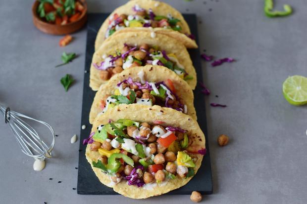 Mexikanische Küche: Tacos