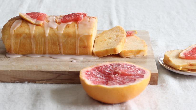 Grapefruit-Joghurt-Kuchen: Jeder Kuchen hat seine Zeit