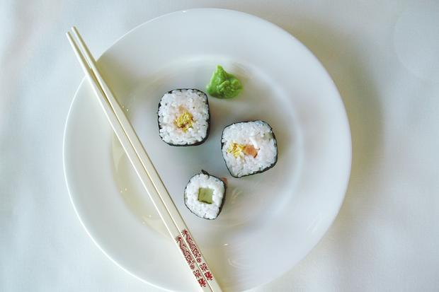 Wasabi: Teuer wie Kaviar