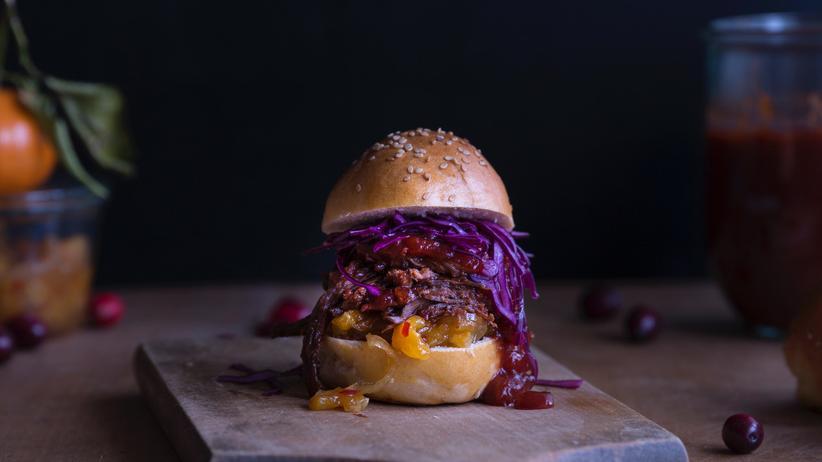 Wildschweinburger: Die können mehr als Saumagen