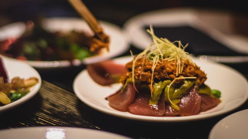 Chinesische Küche: Brandenburger Karpfen im Shanghai-Stil
