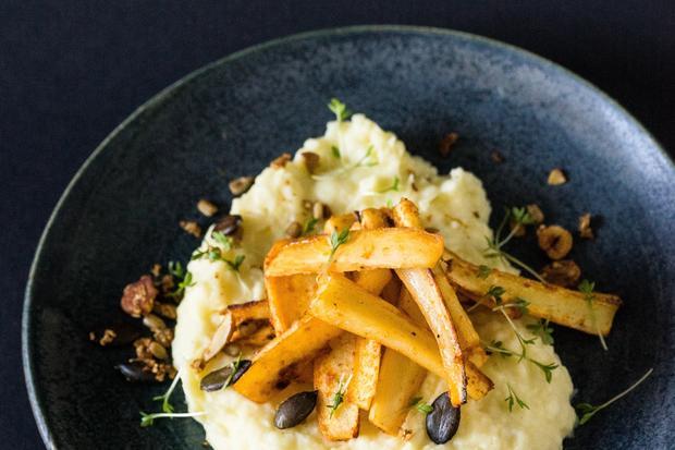 Kartoffel-Mousseline: So französisch kann Kartoffelpüree sein