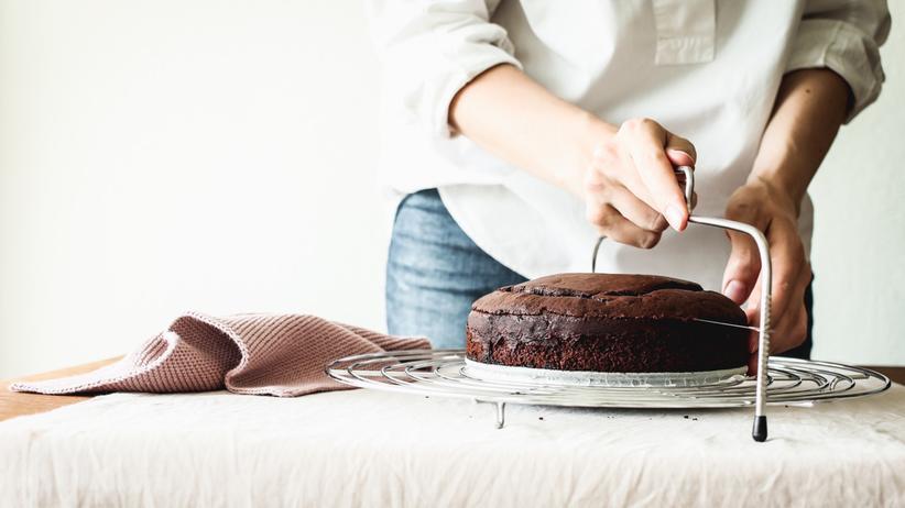 Schokoladenkuchen: Mit Schweizer Schokolade wird alles gut