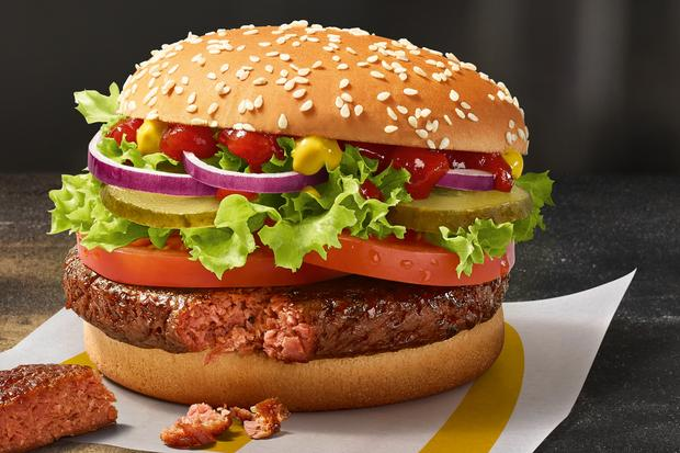 Big Vegan TS: Kommt ein Veganer zu McDonald's ...