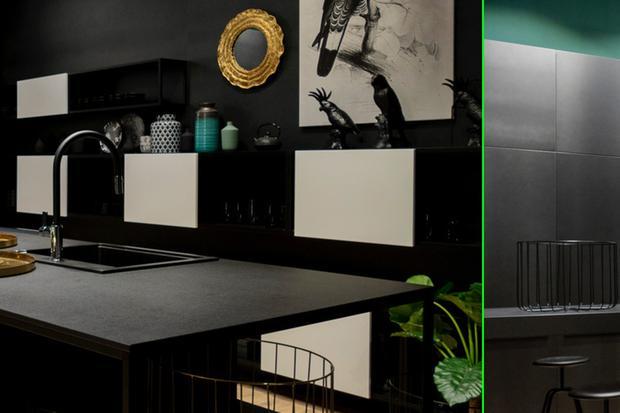 Küchen: Der schwarze Block rückt vor