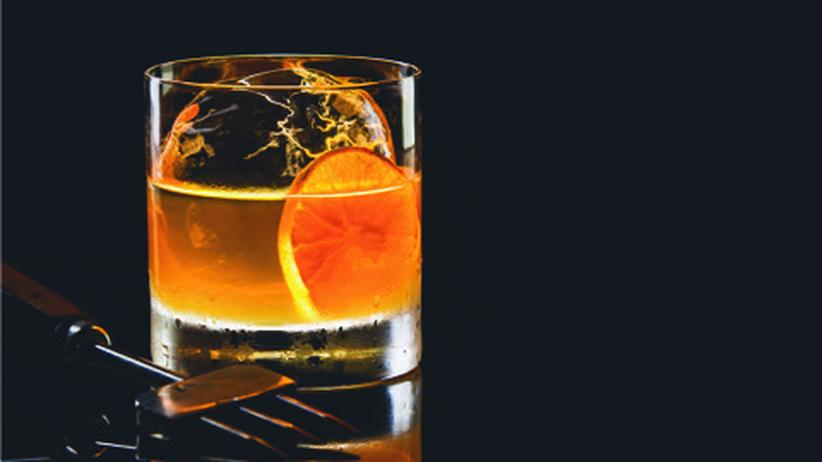 Old Fashioned: Ganz schön fetter Cocktail