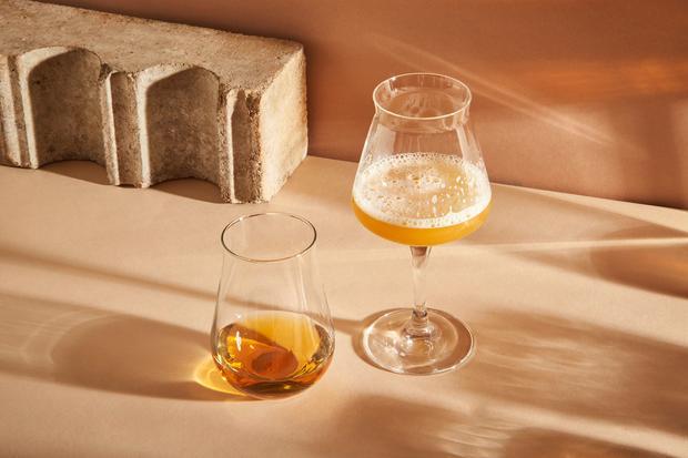 Herrengedeck: Bier + Bourbon = Freunde fürs Leben