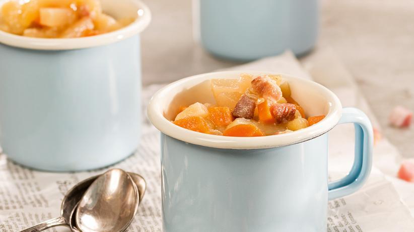 Eintöpfe: Ist noch Suppe da?
