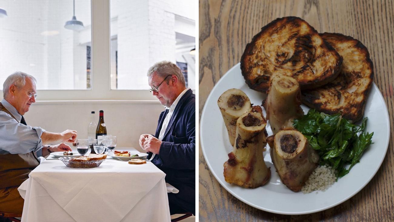"""Fergus Henderson: """"Die Beziehung zwischen Koch und Schwein ist stark"""""""