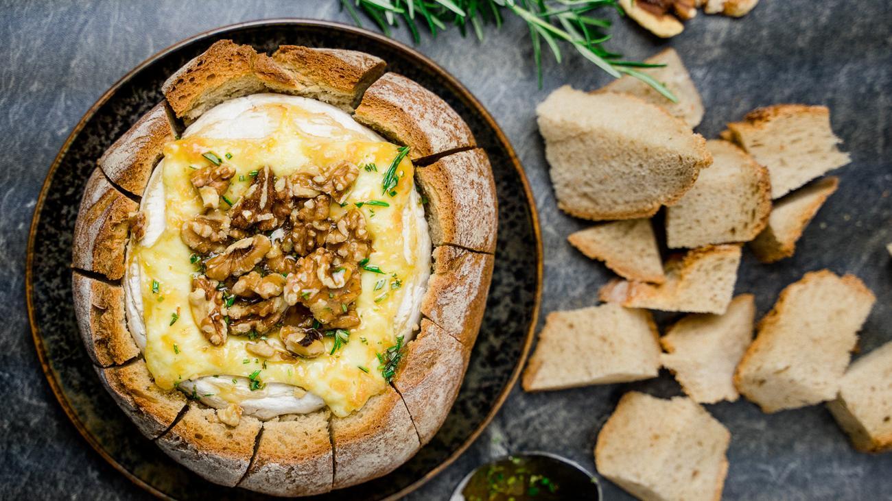 Camembert: Dieses Silvester ist doch Käse!