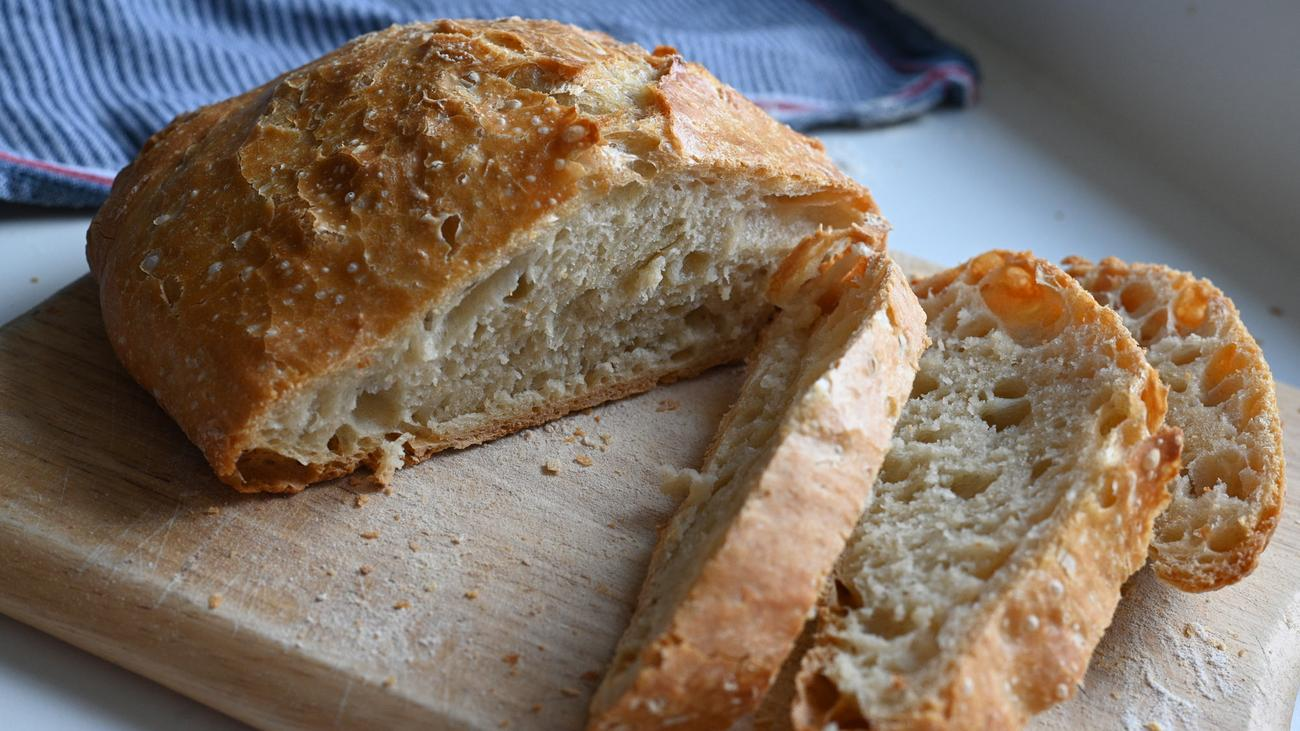 No-Knead-Bread: Das einfachste Brot der Welt
