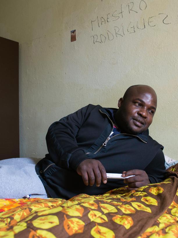 Osadebamwen Edosa