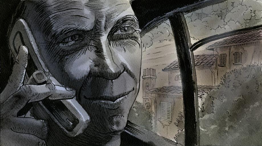 Dystopie: Der Eurokiller
