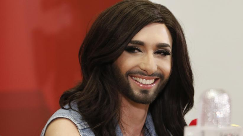 Dragqueen Conchita Wurst