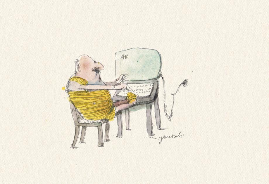 Janosch: Tag der Arbeit