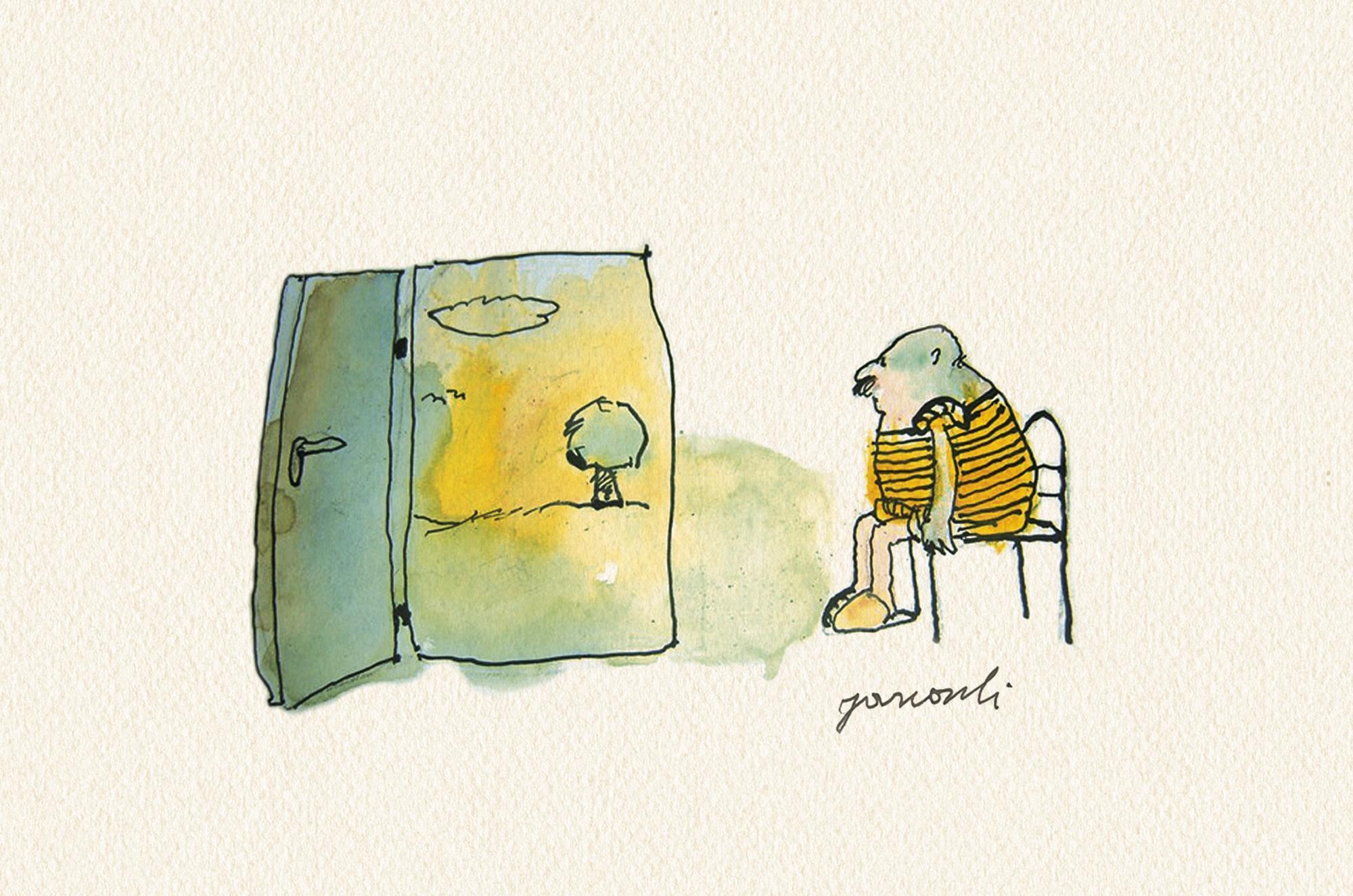 Janosch: Was macht man den lieben langen Tag