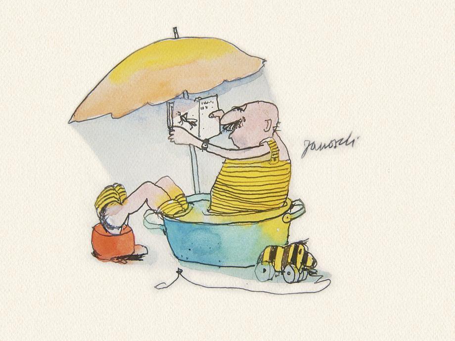 Janosch: Sommerlektüre