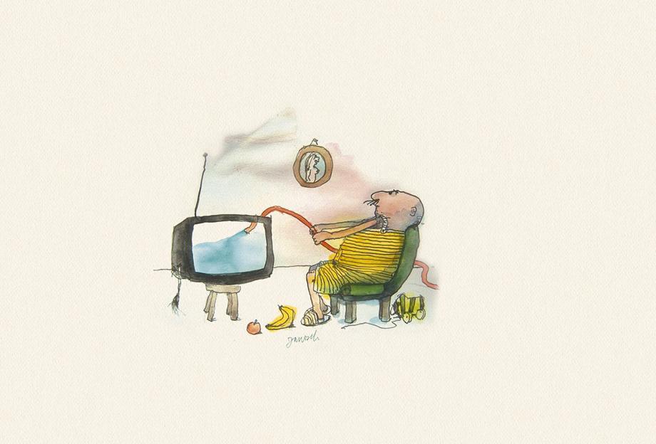 Janosch: Fernsehen