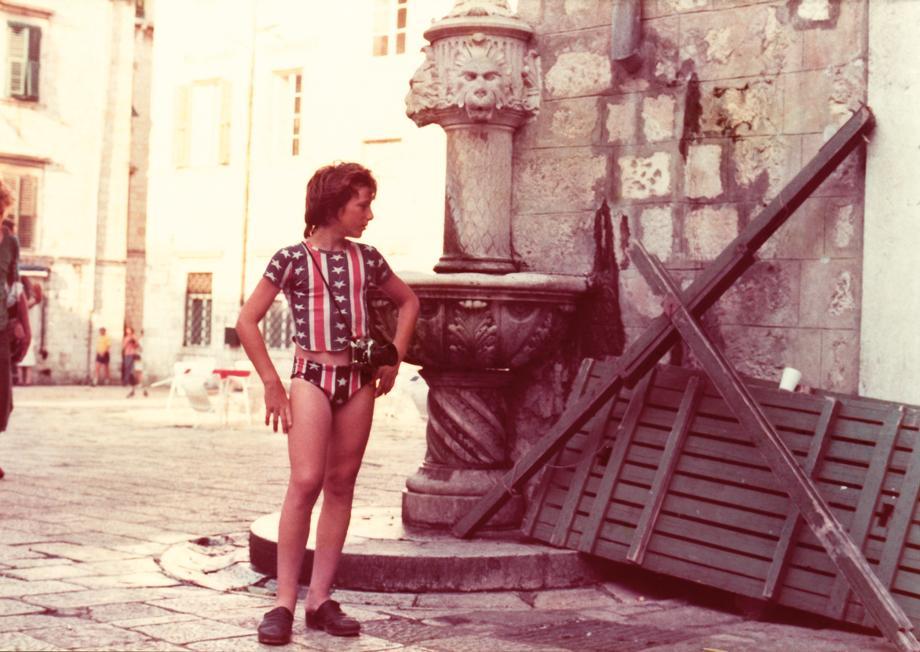 Daniel Josefsohn, am Leben, Italien 1973
