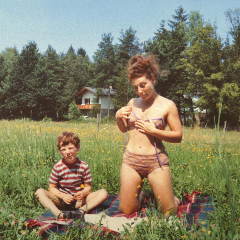 Daniel Josefsohn: Am Leben. In der Nähe von Stuttgart, 1968