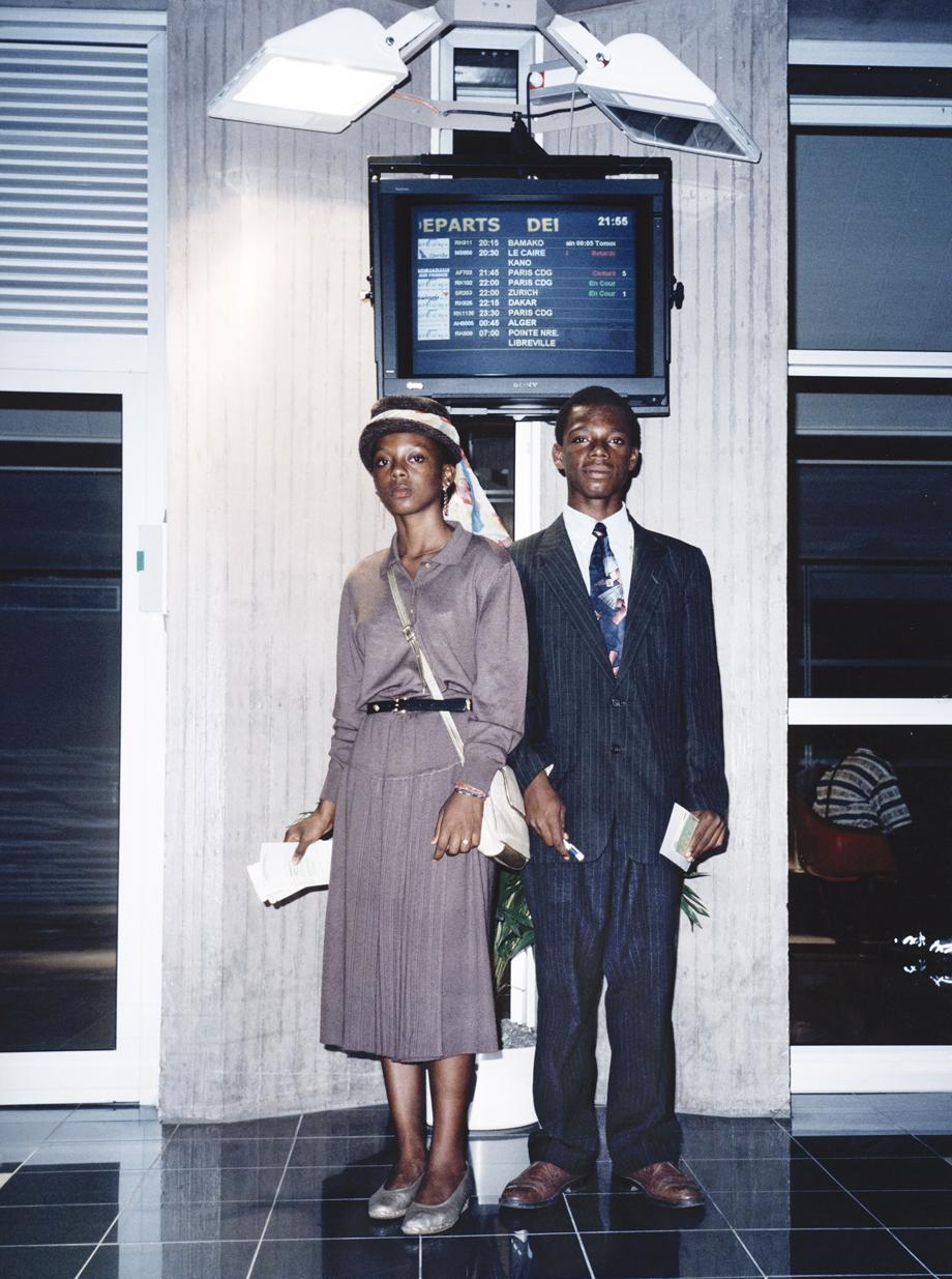 Daniel Josefsohn: Am Leben, Abidjan 2001