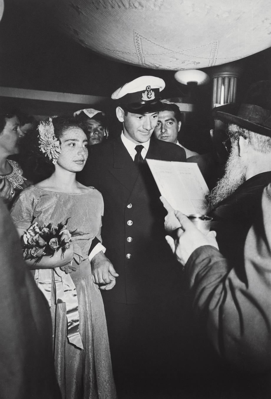 Daniel Josefsohn: Am Leben, Tel Aviv, 29. 5. 1955