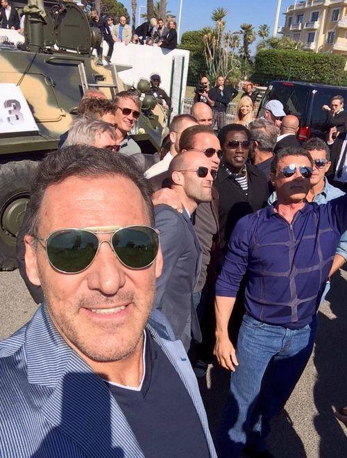 Selfie: Kuck mal, wer da knipst