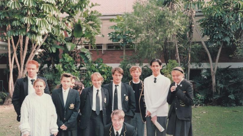 Klassenfoto 1994