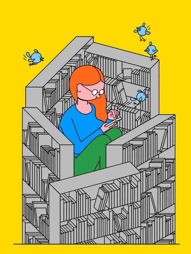 Leben mit 30: Das Digitale oder doch lieber das Gedruckte lesen? Macht beides zufrieden.