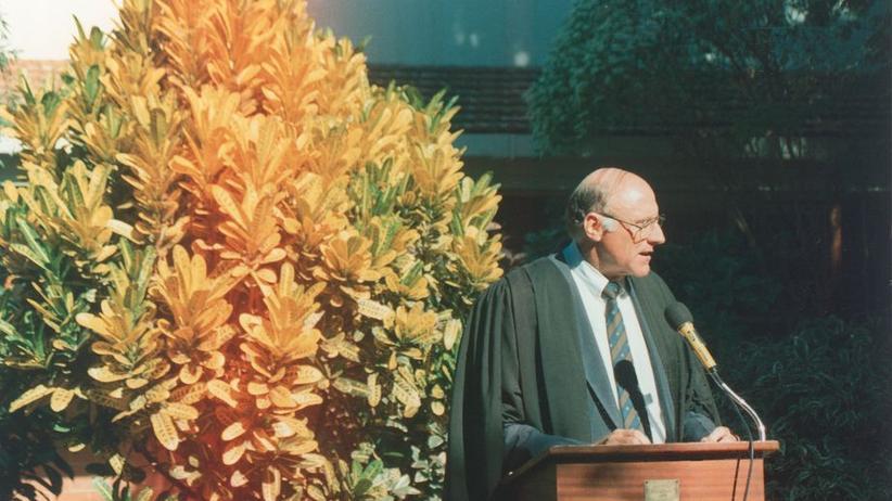Der Gastvater unseres Autors 1994