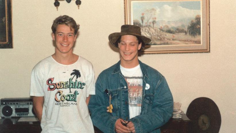 Vor zwanzig Jahren teilten sie sich ein Zimmer.