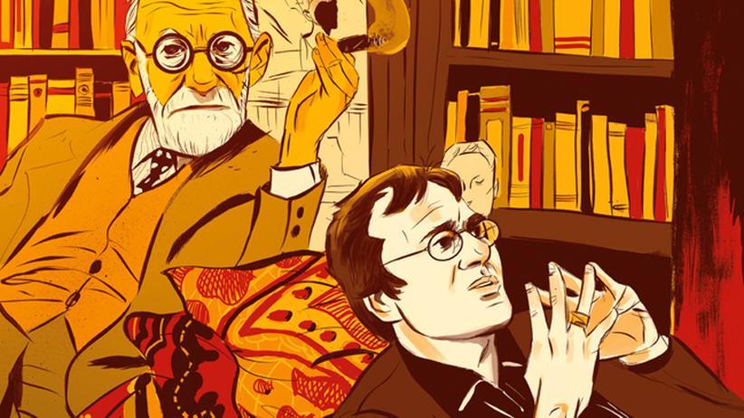 """Sigmund Freud: """"Traumdeutung ist der Königsweg zur Seele"""""""