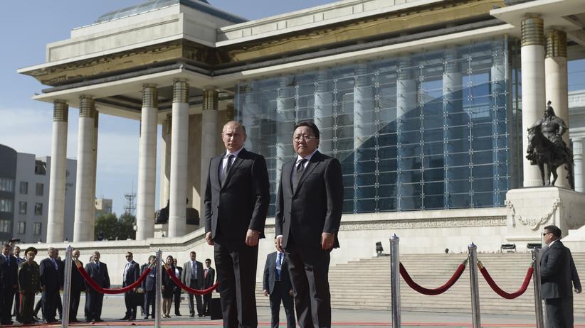 Gesellschaftskritik: Und Putin weint