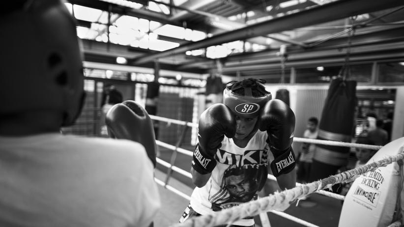 Boxring Neukölln