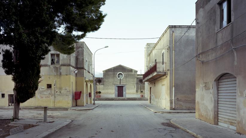 Architekturfotografie: Ein verstörend modernes Italien
