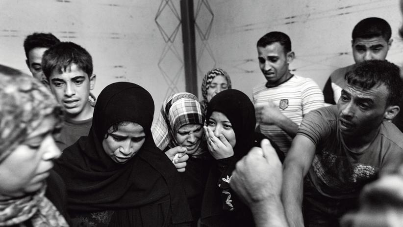 Gaza-Krieg: Als die Bomben wieder fielen