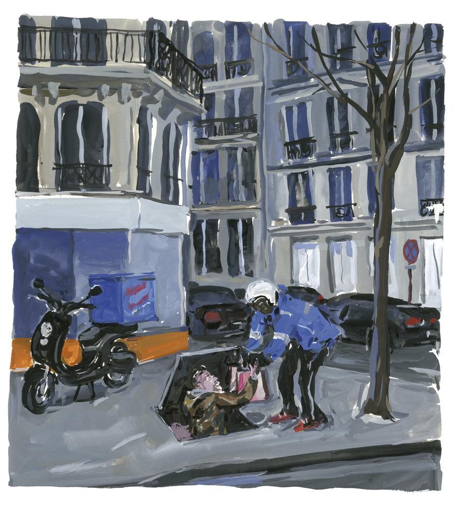 Pariser Tagebuch: Sushi in den Katakomben